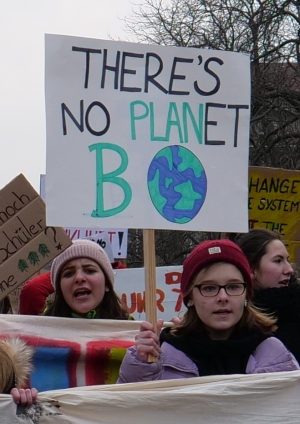 Because There Is No Planet B