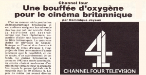 When Channel 4 was radical: a sketch of political and cultural alternatives