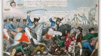 Peterloo: the socialist poetry of Shelley, Brecht and Kinsella