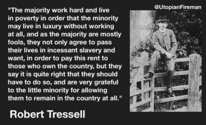 Robert Tressell's 150th anniversary