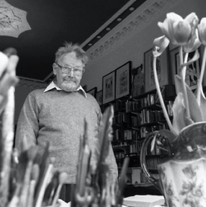 A well-built wall, or other work of art: Alasdair Gray